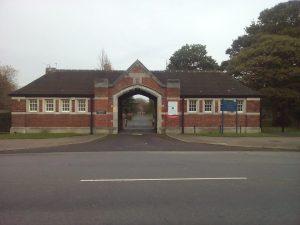 A picture of Rose Hill Crematorium